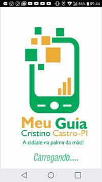 Meu Guia Cristino Castro poster