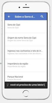 Serra do Cipó - Guia screenshot 4