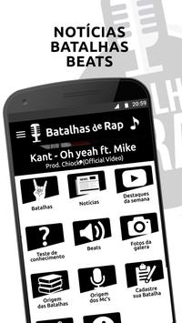 Batalhas de Rap screenshot 1