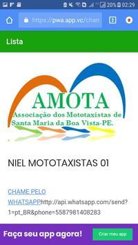 AMOTA screenshot 1