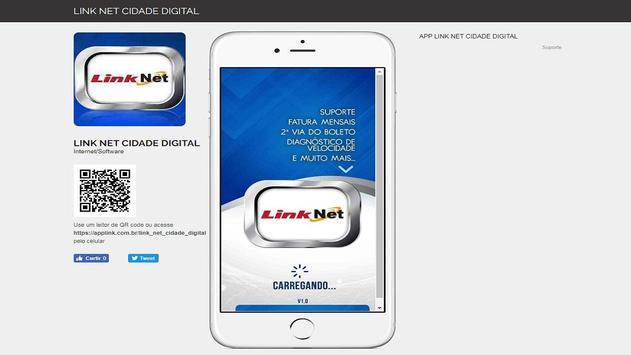LINK NET CIDADE DIGITAL screenshot 1