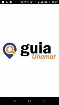 Guia Unamar poster