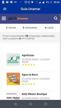 Guia Unamar screenshot 2