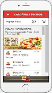 Popeye Pizza screenshot 1