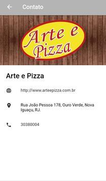 Arte e Pizza screenshot 4