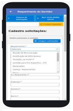SOLICITA PAULISTA - PE screenshot 4