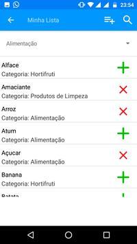 Super Lista de Compras screenshot 12