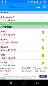Super Lista de Compras screenshot 14