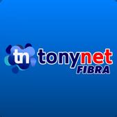 Tony Net Fibra icon