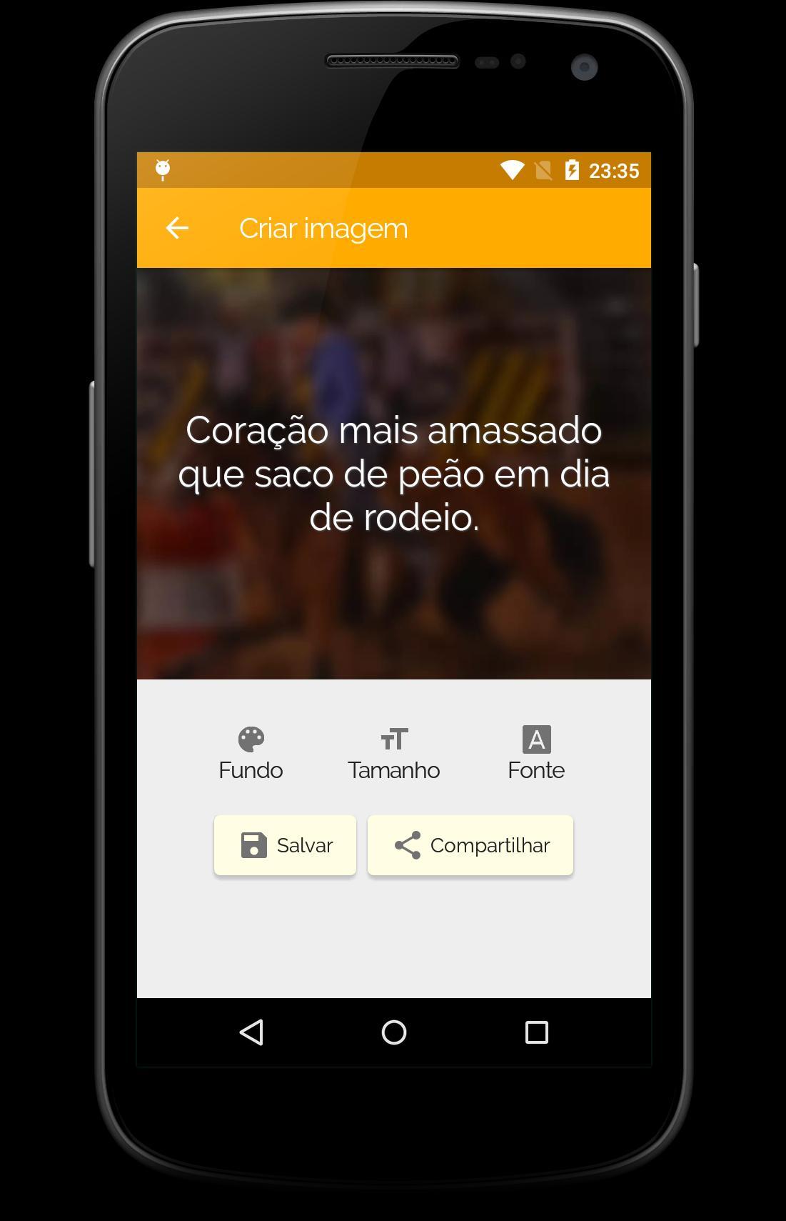 Frases De Rodeio Para Android Apk Baixar