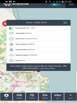 Auto Position Rastreamento BR screenshot 6