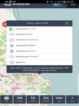 Auto Position Rastreamento BR screenshot 12
