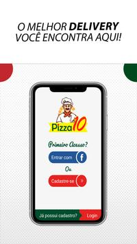 Pizza 10 poster