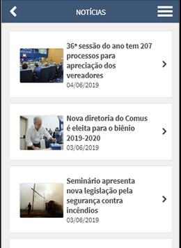 Câmara SJC screenshot 1