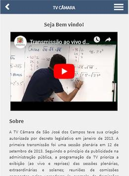 Câmara SJC screenshot 2