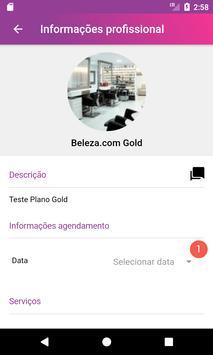 Beleza.com screenshot 3