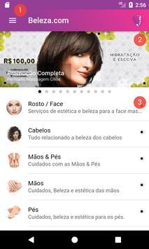 Beleza.com screenshot 1