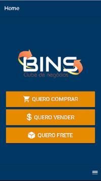 BINS poster