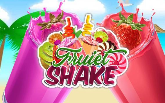 Loja de Sucos Mix Fruit poster