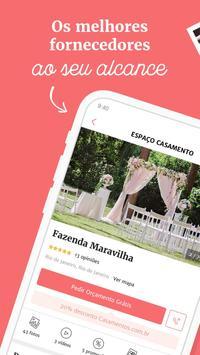Casamentos.com.br screenshot 2