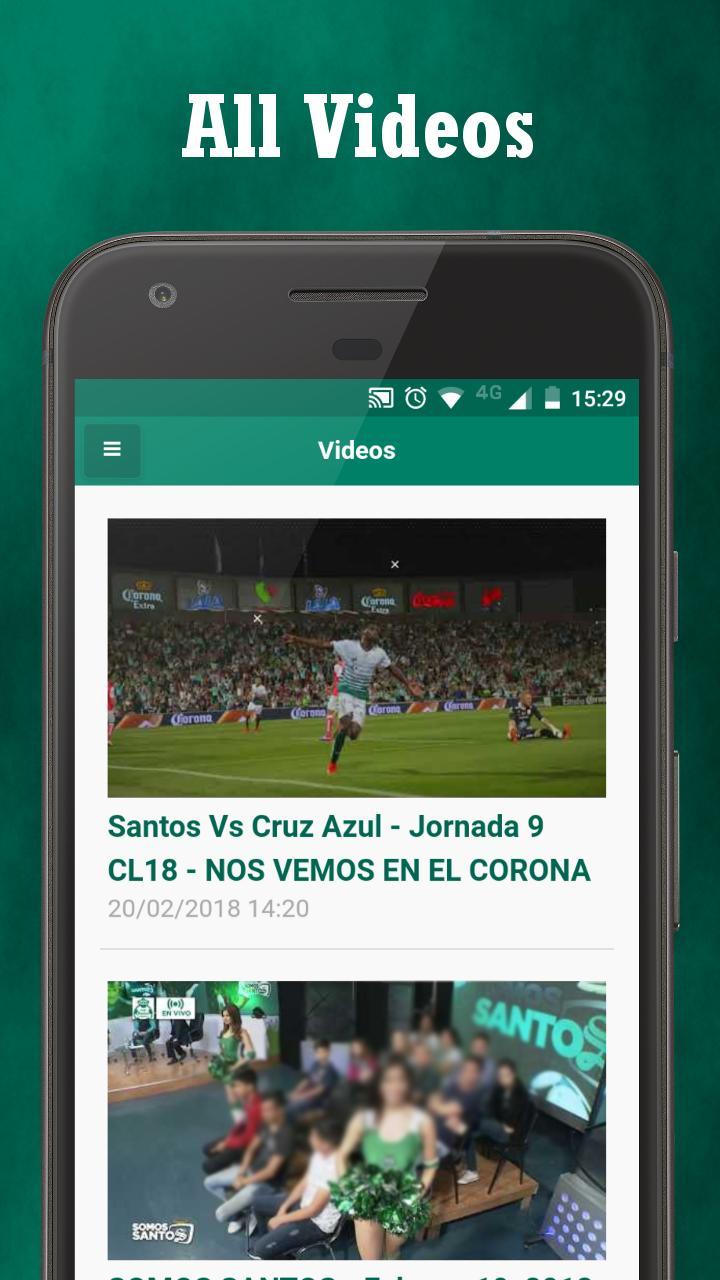 Santos Club News poster