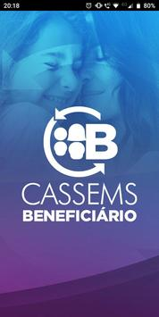 CASSEMS - Beneficiários poster