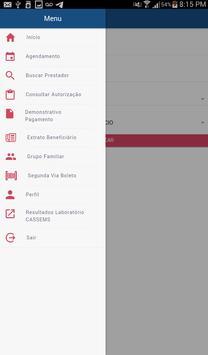 CASSEMS - Beneficiários screenshot 7