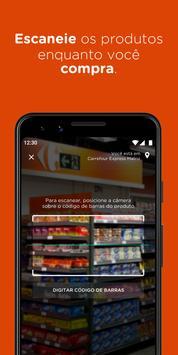 Carrefour Scan & Go screenshot 1