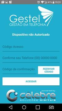 GesTel - Gestão em Telefonia e Convênios screenshot 2