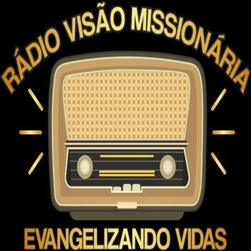 Radio Visão Missionária poster