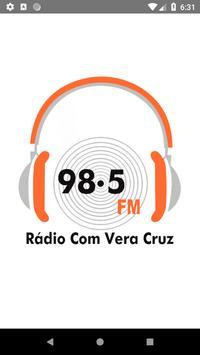 Rádio Com Vera Cruz poster
