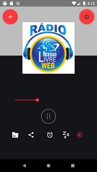 Rádio Livre Acesso screenshot 1