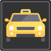 By Taxi icon