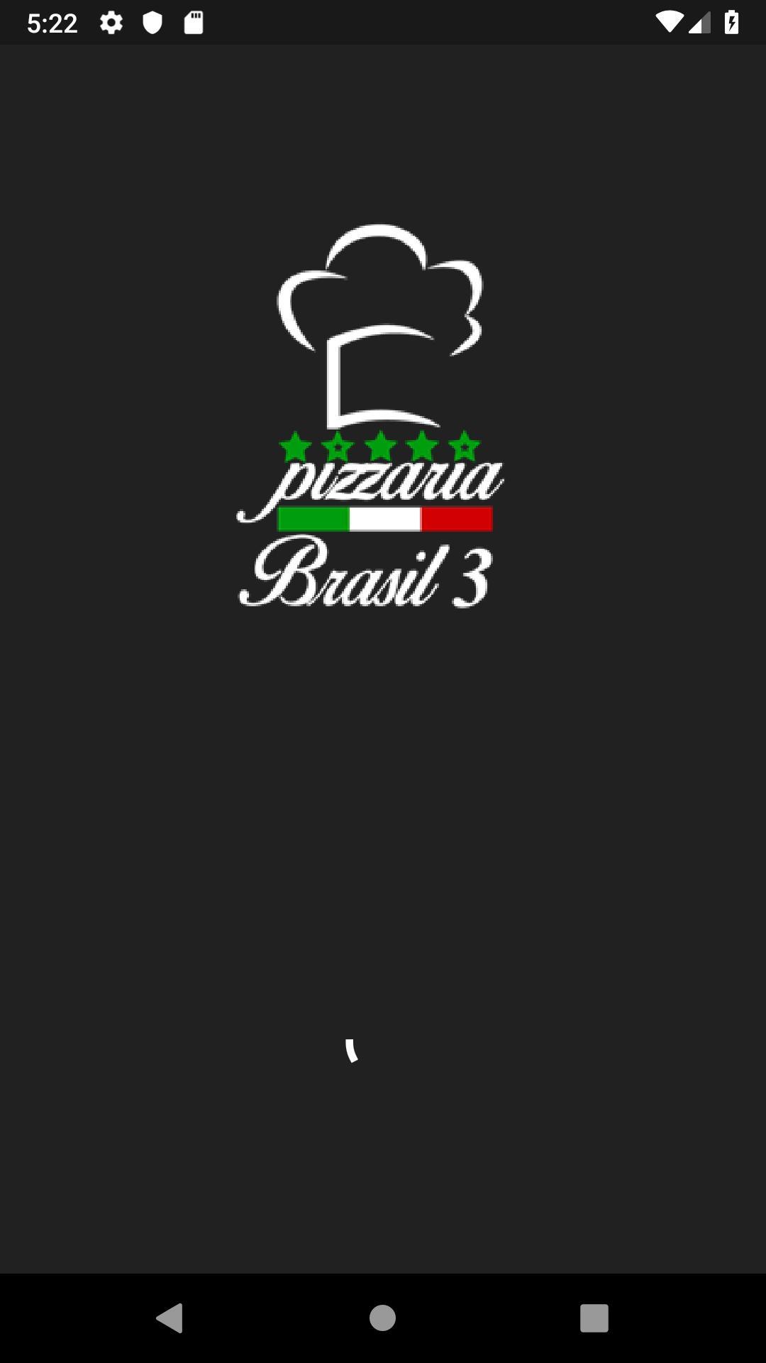 Pizzaria Brasil 3 poster