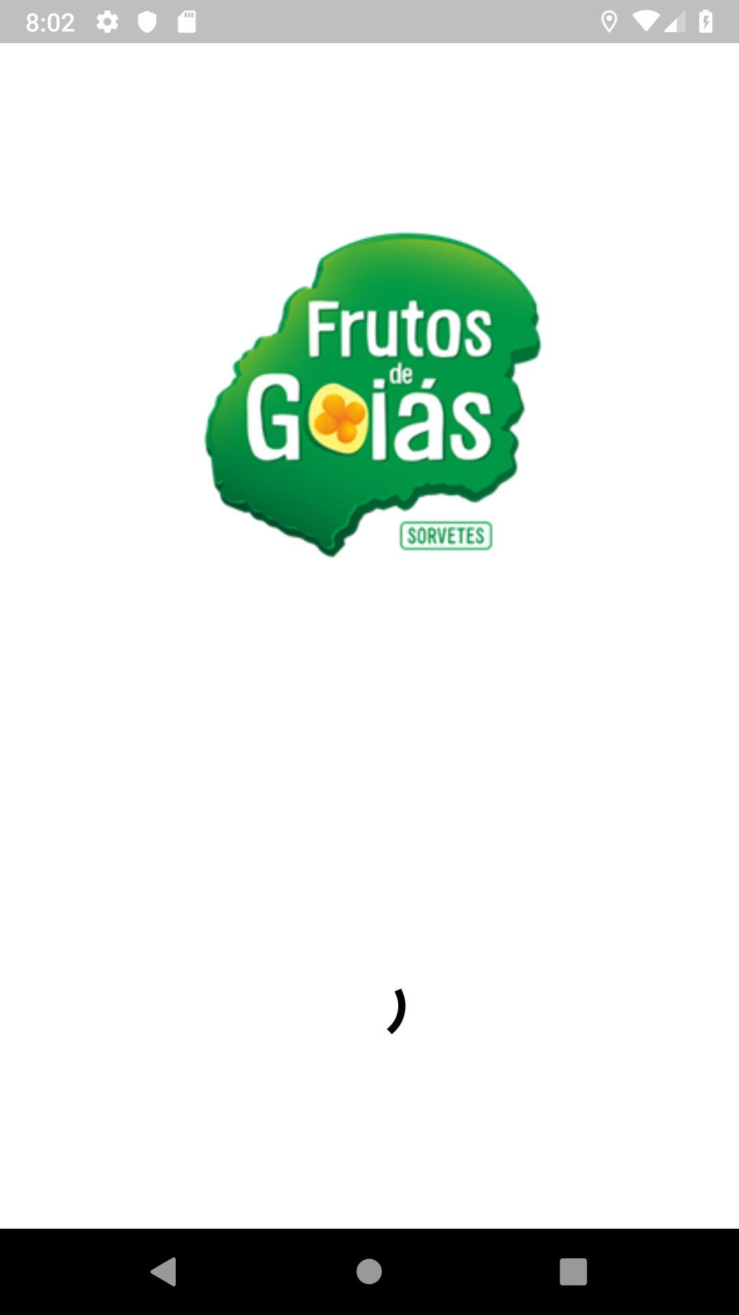 Frutos de Goiás Marataízes poster
