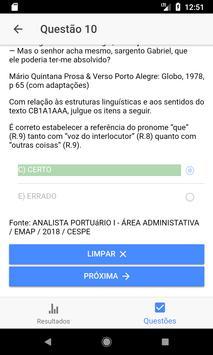 DPE RS TECNICO AREA ADMINISTRATIVA 2019 pre-edital screenshot 2