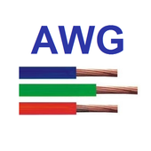 AWG -> mm²/in² -> AWG - Converter icon