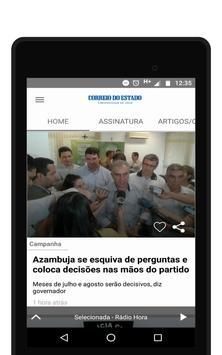 Jornal Correio do Estado screenshot 11
