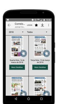 Jornal Correio do Estado screenshot 4