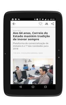 Jornal Correio do Estado screenshot 8