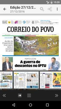 Correio do Povo screenshot 3