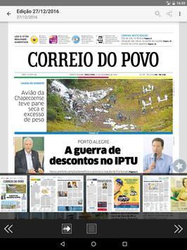 Correio do Povo screenshot 7