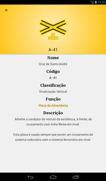 Sinalização de Trânsito do Brasil - Trânsito BR screenshot 18