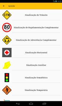 Sinalização de Trânsito do Brasil - Trânsito BR screenshot 19