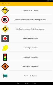 Sinalização de Trânsito do Brasil - Trânsito BR screenshot 10