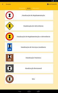 Sinalização de Trânsito do Brasil - Trânsito BR screenshot 13