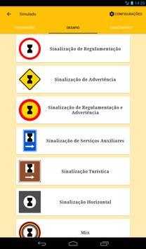 Sinalização de Trânsito do Brasil - Trânsito BR screenshot 21
