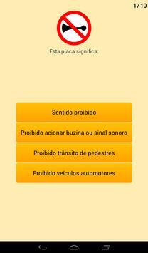 Sinalização de Trânsito do Brasil - Trânsito BR screenshot 22