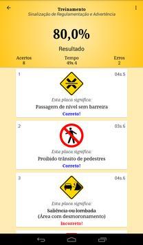 Sinalização de Trânsito do Brasil - Trânsito BR screenshot 23