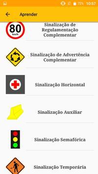 Sinalização de Trânsito do Brasil - Trânsito BR screenshot 3